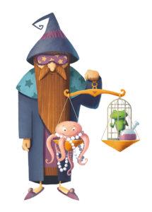 Иллюстрации к квесту