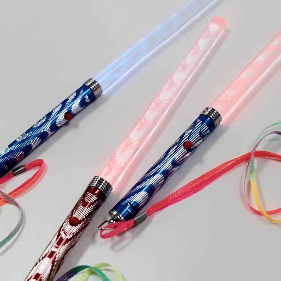 Светящиеся волшебные палочки